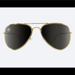 Blenders Aviator Sunglasses, NWOT